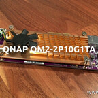 QNAP QM2-2P10G1TA