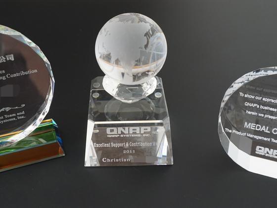 QNAP Pokale