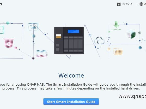 06_QNAP_Welcome