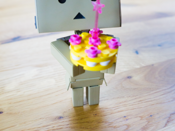 Happy Birthday Danboard