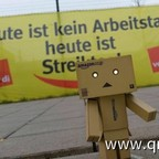 Avatar im Streik