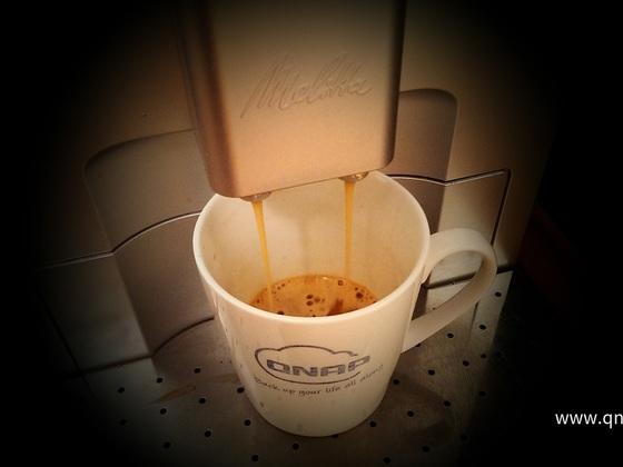 QNAP Kaffeetasse