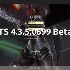 QTS 4.3.5.0699 Public Beta 3