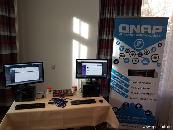 QNAP Workshops 2017 - Frankfurt am Main