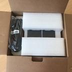 Die TS-453Be - ausgepackt und zerlegt