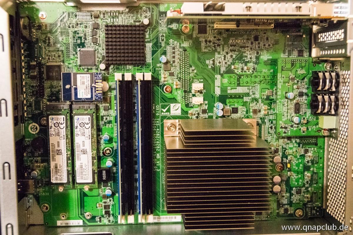 Umbau des TVS-682T