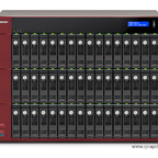 Monster-NAS: TVS-4871 RED-Edition