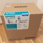 QNAP TS-451A Test-Hardware