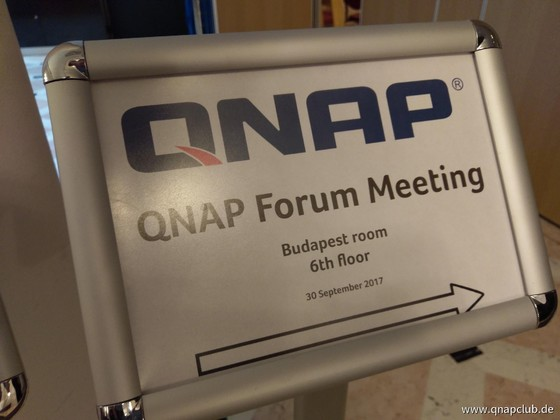 QNAPclub Treffen 2017