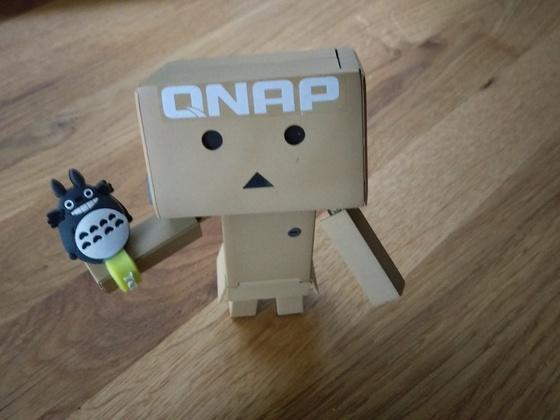 Danboard QNAP