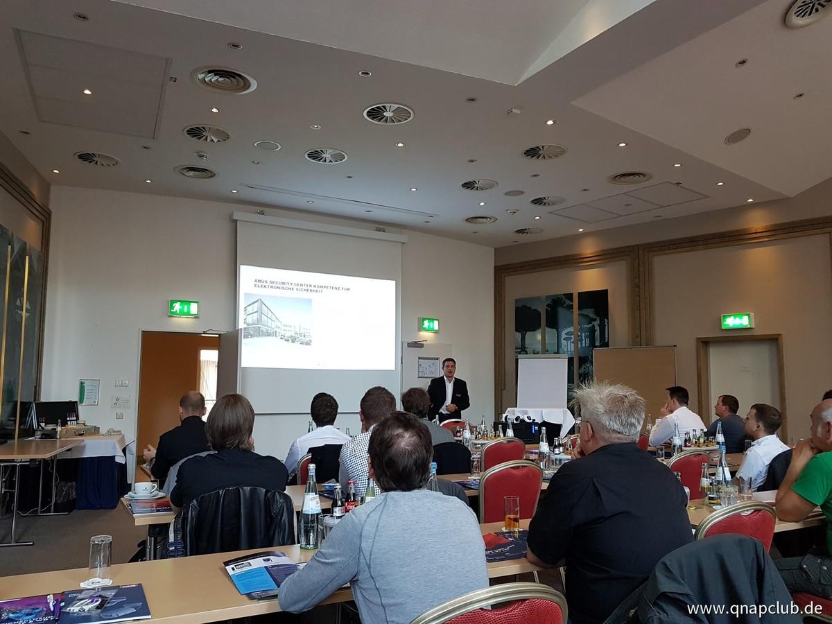 QNAP Workshops 2017 - Stuttgart