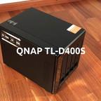 QNAP TL-D400S