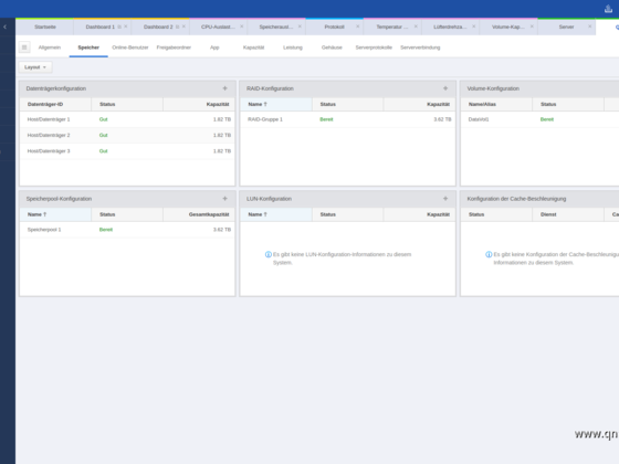 Screenshot von Q'Center Version 1.8.3002 - 11