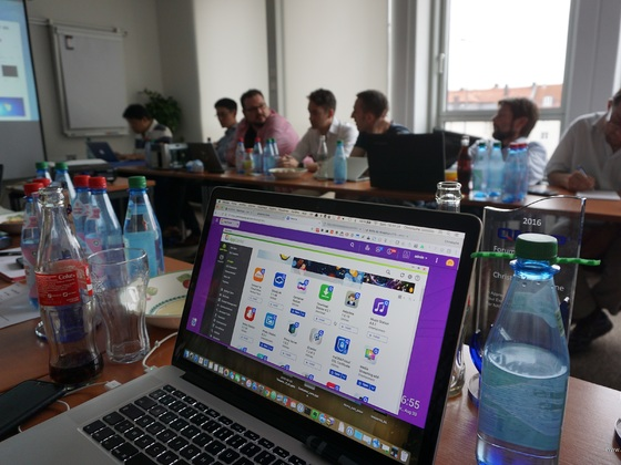 QNAPclub Treffen 2016