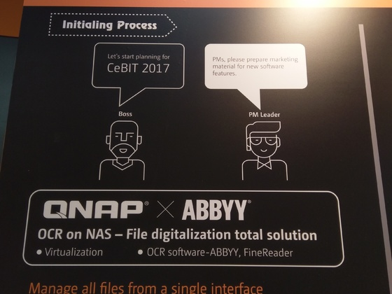 Bilder von der CeBIT 2017