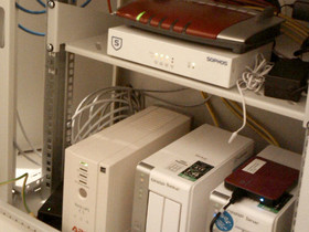 Mini-Infrastruktur für eine kleine Firma mit 2 TS-231+