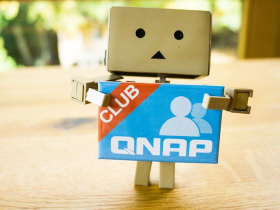 QNAPclub Danboard