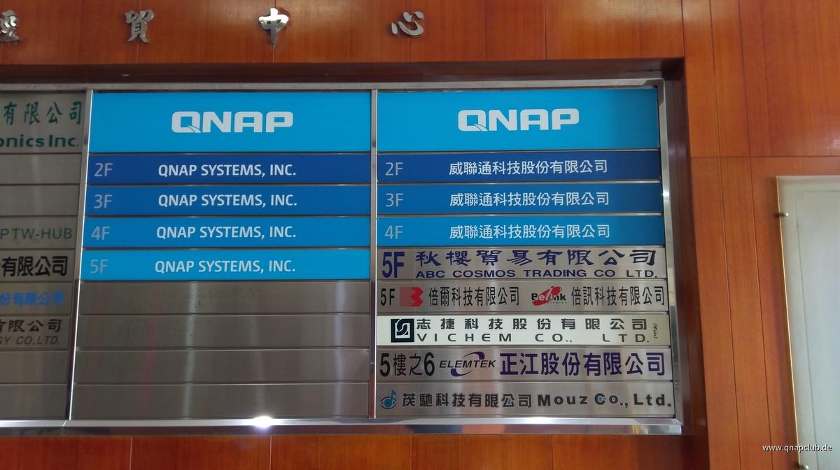 Tag 2 QNAPclub meeting