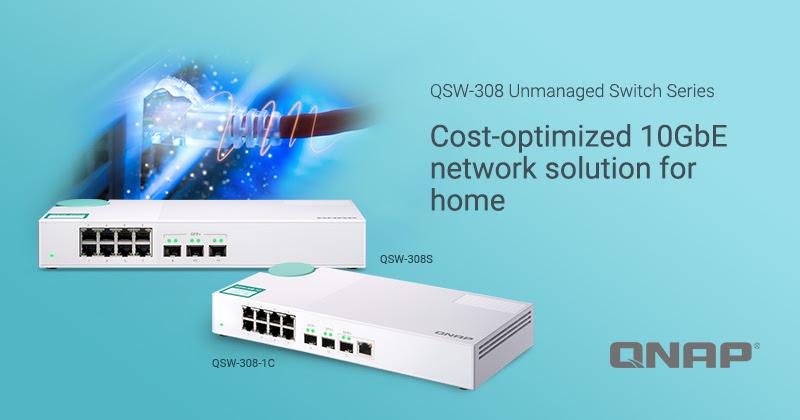 QNAP TVS-x72N: KMU-NAS mit 5GbE/2,5GbE Konnektivität, Intel